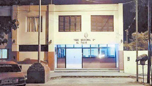 Se fugaron diez presos de una comisaría de Tigre