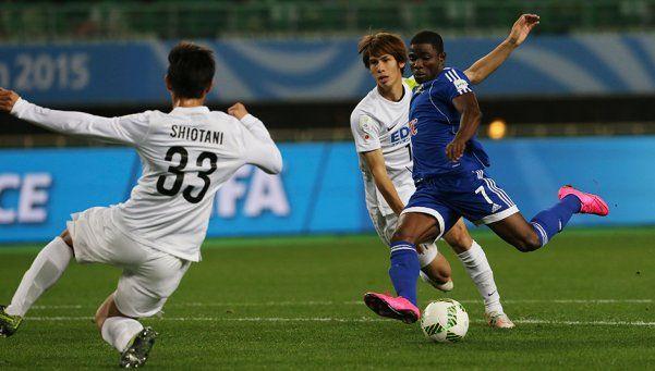 Mundial de clubes: Sanfrecce goleó al Mazembe y enfrentará a River