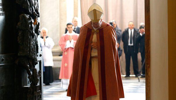 Francisco: Comienza el tiempo del gran perdón