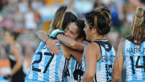 Las Leonas arrasaron en la final y son campeonas de la World League