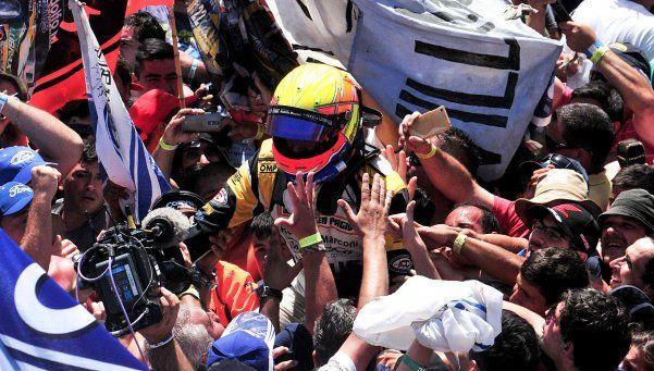 Gurí Martínez, el campeón más longevo en la historia del TC