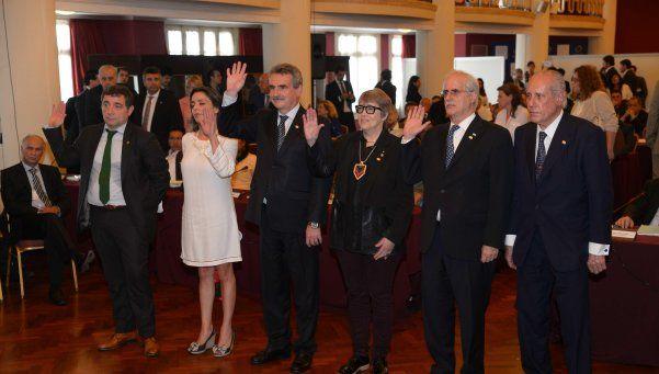 Parlasur: asumieron los representantes argentinos