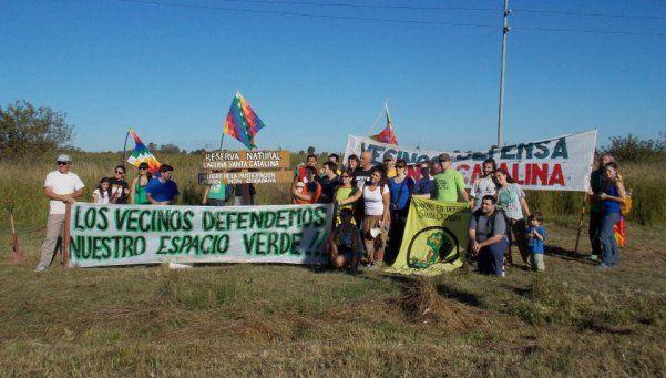Defensor del Pueblo de la Nación aboga por reserva Santa Catalina