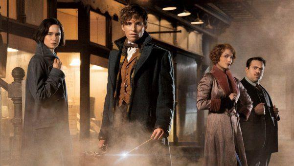 La autora de Harry Potter anunció una nueva trilogía de películas