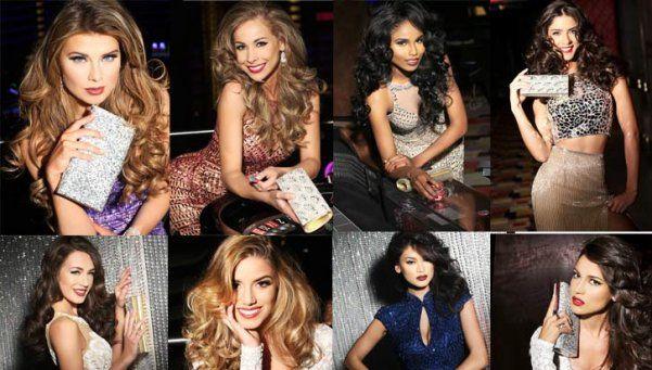 Se elige a la nueva Miss Universo y estas son las candidatas