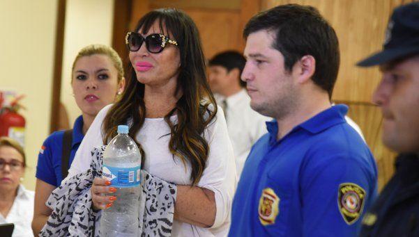 Finalmente, Moria Casán irá a la cárcel en Paraguay