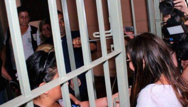 A Moria le encontraron cocaína durante la requisa en la cárcel