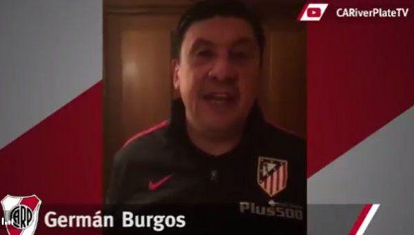 Video | Mundial de Clubes: ex jugadores alentaron al plantel de River