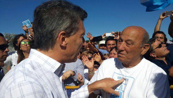 Macri: Obra que comienza, no para hasta terminarse