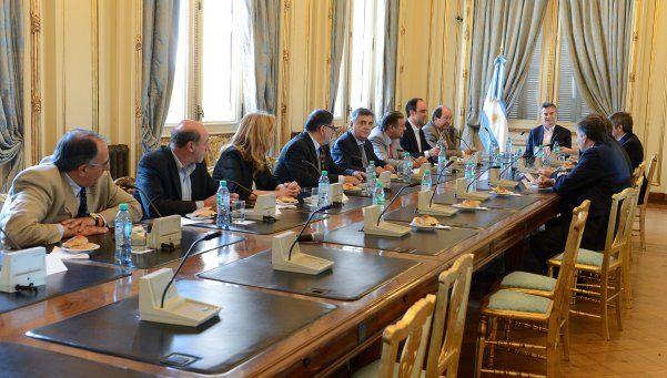 La UCR respaldó a Macri en la designación de jueces por decreto