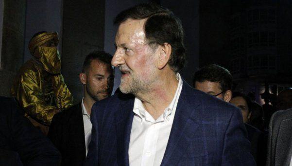 Video | La cobarde agresión a Mariano Rajoy, presidente español
