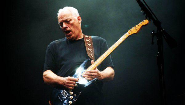 David Gilmour toca en el Hipódromo de San Isidro