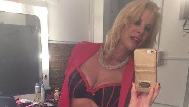 Karen Reichardt  explotó twitter con selfie hot