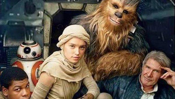Crítica   Star Wars El Despertar de la Fuerza: vivitos y coleando
