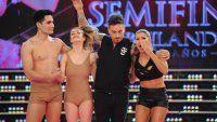 Fede Bal se clasificó finalista del Bailando