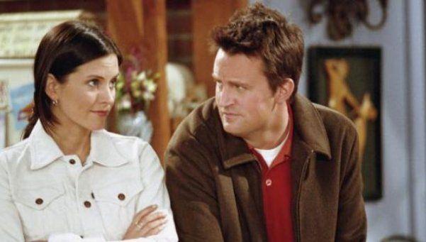 Friends: Mónica y Chandler ¿están saliendo en la vida real?