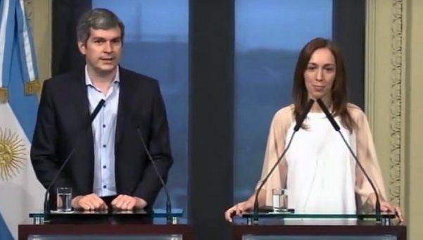 Vidal: se viene una reducción de cargos políticos en la Provincia
