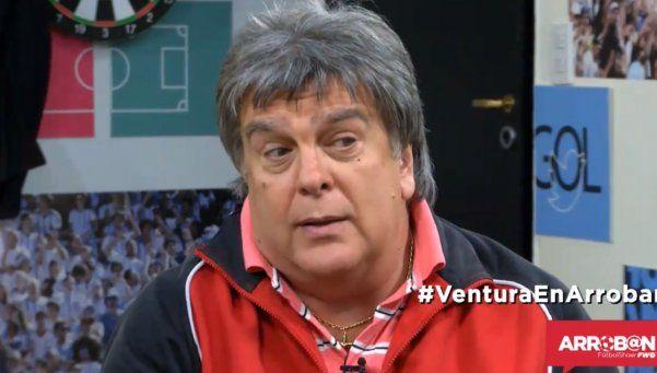 Ventura: Cuando me trajeron a Wanda era un lechón revolcado en la arena