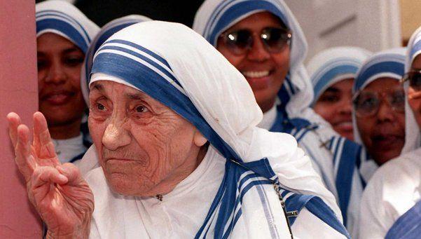 El papa Francisco proclamará Santa a la Madre Teresa