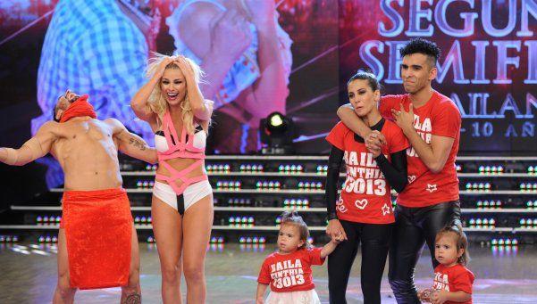 Ailén Bechara se convirtió en la finalista sorpresa del Bailando