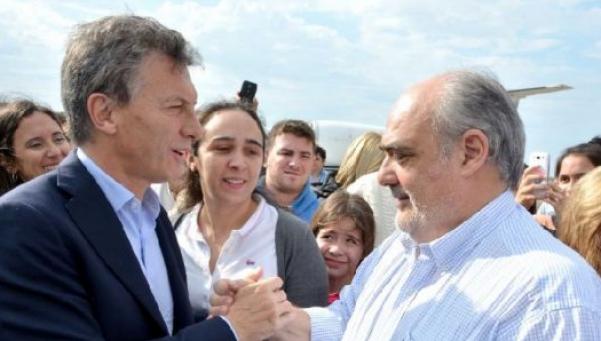 Macri: Tenemos que ser el supermercado del mundo