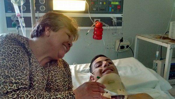 Federico lleva cuatro meses esperando por un traslado