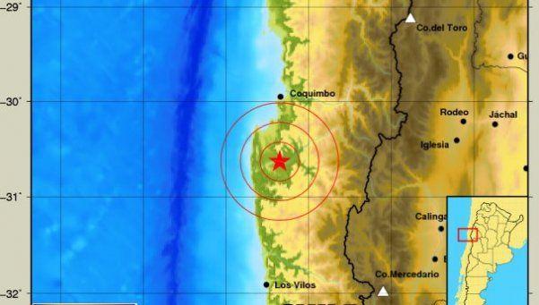 Dos sismos hicieron vibrar Córdoba, San Juan, Mendoza y La Rioja