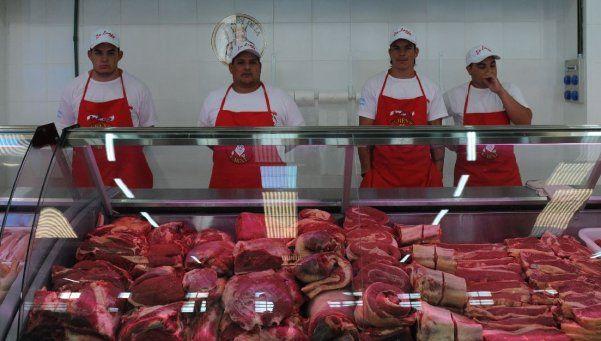El consumo de carne cayó al nivel más bajo en 5 años