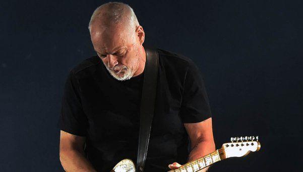 David Gilmour, el vuelo cósmico y conmovedor que faltaba