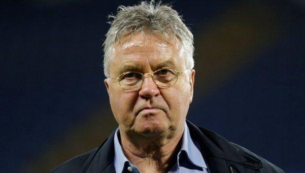 Chelsea ya tiene al sucesor de Mourinho: Hiddink