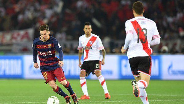 Mundial de Clubes: de la mano de Messi y Suárez, Barcelona goleó a River