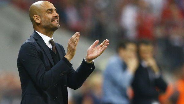 """Confirmado: """"Pep"""" Guardiola dirigirá al Manchester City"""