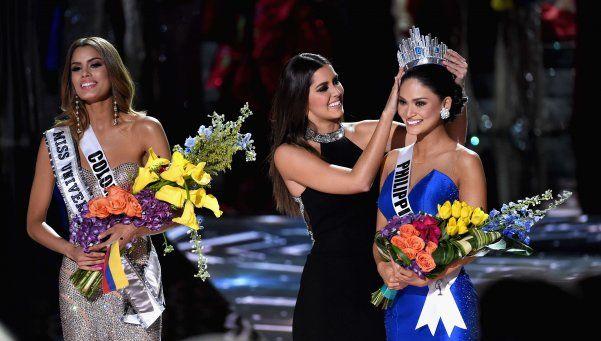 Papelón en Miss Universo: coronaron a la participante equivocada