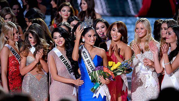 Las mejores fotos de la elección de Miss Universo 2015