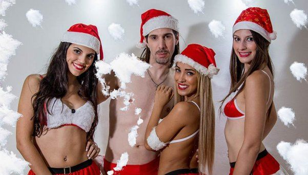 Fotos | La Navidad hot del Gigoló