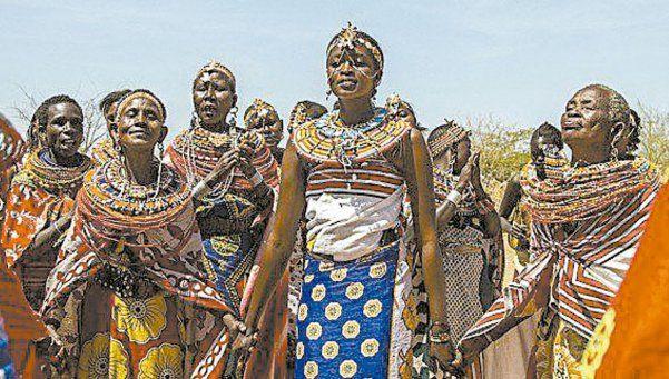 La aldea donde no están permitidos los hombres