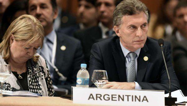 Macri pidió por la liberación de los presos políticos de Venezuela