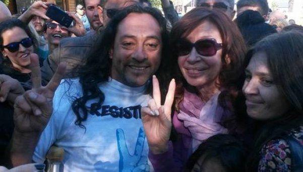 Video | Desde El Calafate, Cristina reapareció en Twitter tras 15 días