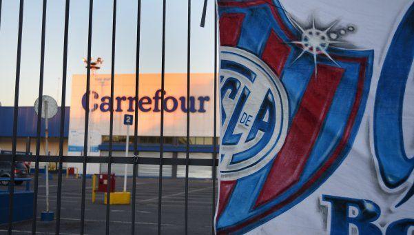 Si Carrefour no cumple, Tinelli amenaza con la expropiación