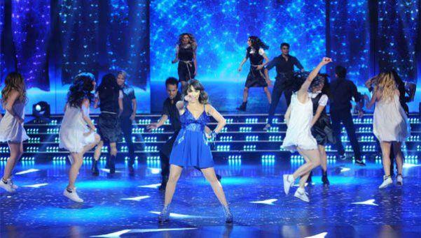Lali Espósito la rompió en la finalísima del Bailando 2015