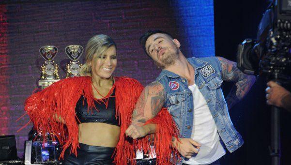 Fede Bal y Laura Fernández ganaron el Bailando 2015