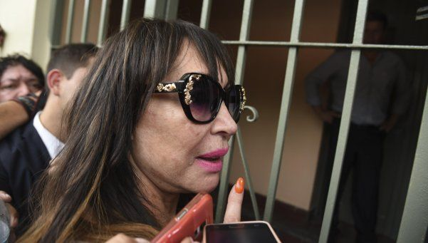 Moria Casan en libertad: así habló ante la Justicia paraguaya