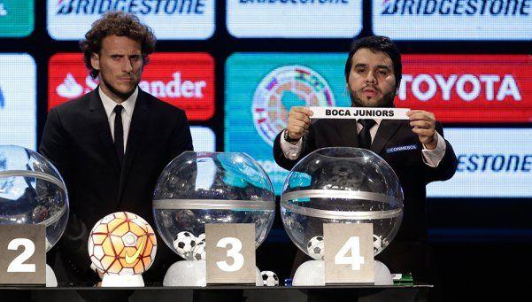 Sorteo Copa Libertadores 2016: los argentinos ya conocen sus rivales
