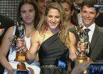 Premios Olimpia 2016: Delpo, Messi, Pareto y Lange van por el Oro
