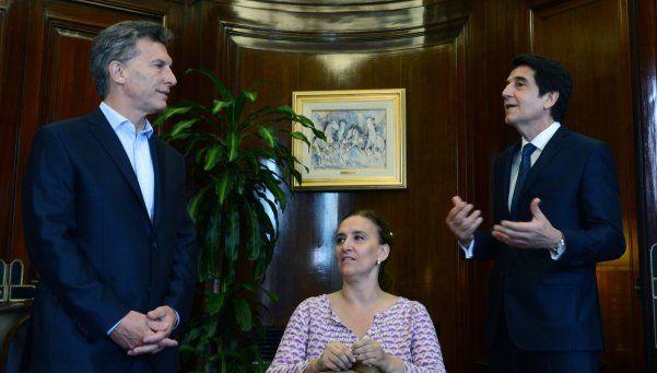 Asumió Carlos Melconian en el Banco Nación