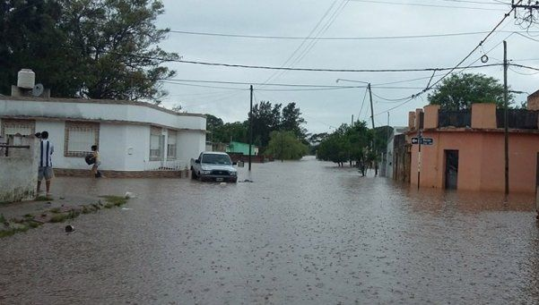 Entre Ríos, en emergencia por las inundaciones