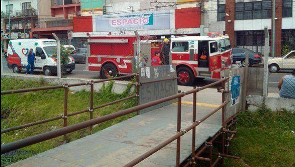 Por amenaza de bomba, el tren Sarmiento brindó un servicio limitado