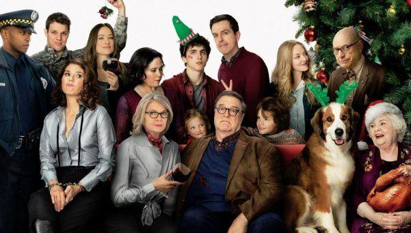 Navidad en los cines, con sólo tres estrenos