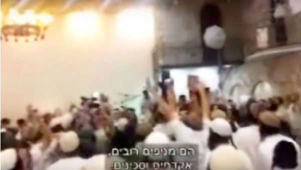 Video | Extremistas israelíes festejan la muerte de un bebé palestino
