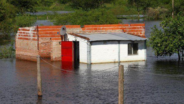 Prevén que crecida del Paraná se agravará la semana que viene